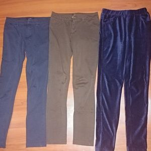 Forever 21 Jeans - Huge womens juniors jeans bundle lot Mixed combo